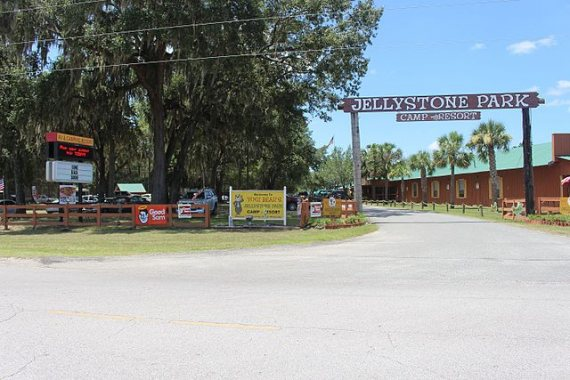 Image of kid friendly campgrounds near me